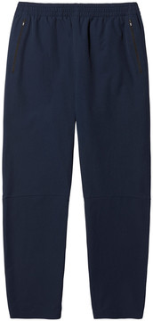 Outdoor Voices Stretch Crepe Track Pant in Navy, Small