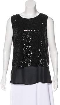 Generation Love Sequined Sleeveless Top