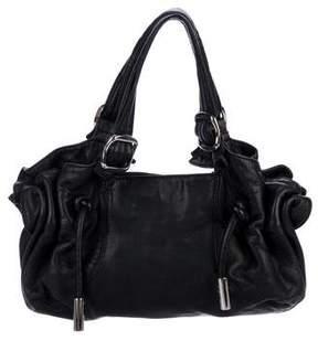 DKNY Leather Handle Bag