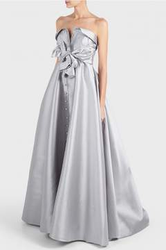 Alexis Mabille Bustier Shirt Gown