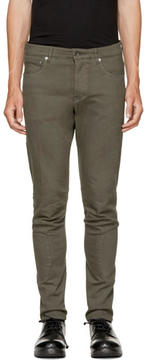 Attachment Khaki Skinny Jeans