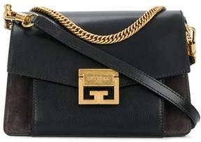 Givenchy Women's Black Leather Shoulder Bag.