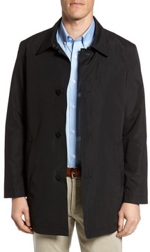 Cole Haan Men's Water Resistant Car Coat