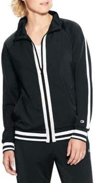 Champion Stripe Full-Zip Track Jacket