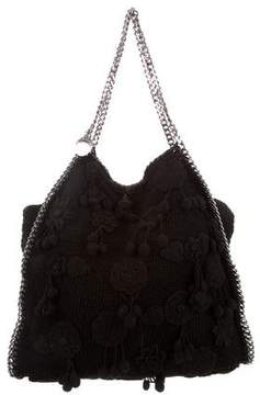 Stella McCartney Crochet Falabella Tote