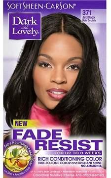 Dark & Lovely Dark and Lovely Fade Resist Permanent Hair Color Jet Black