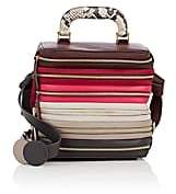 Anya Hindmarch WOMEN'S THE STACK LEATHER & SUEDE SHOULDER BAG