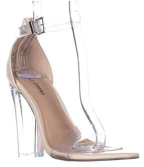 Call it SPRING Capraia Ankle Strap Dress Sandals, Bone.