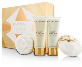 Bvlgari Aqva Divina Coffret: Eau De Toilette Spray 65ml/2.2oz + Body Lotion 100ml/3.4oz + Shower Gel 100ml/3.4oz + Soap 150g/5oz