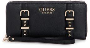 GUESS Eileen Large Zip-Around Wallet