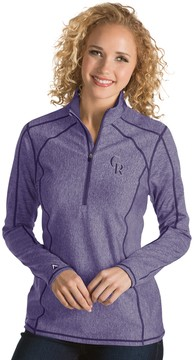 Antigua Women's Colorado Rockies Tempo Pullover