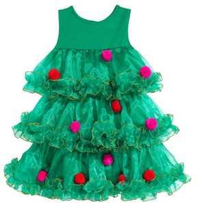 H&M Christmas Tree Dress