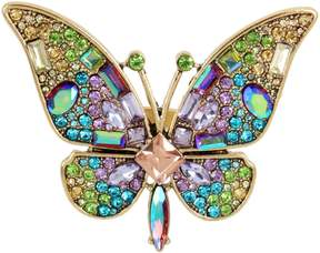 Betsey Johnson BLOOMING BETSEY BUTTERFLY RING