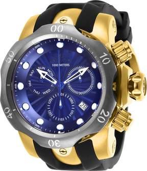 Invicta Venom Chronograph Blue Dial Men's Watch