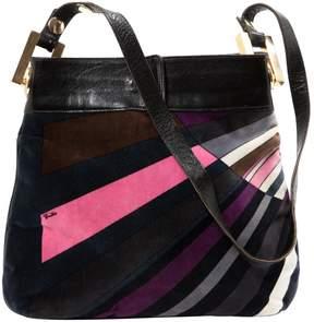 Emilio Pucci Multicolour Velvet Handbag