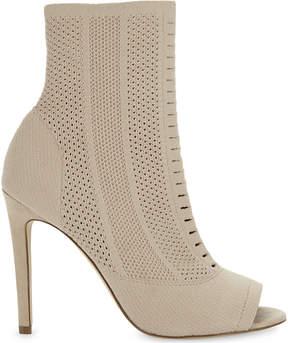 Aldo Keshaa sock heeled ankle boots
