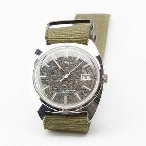 Blade + Blue Vintage Timex Military Watch