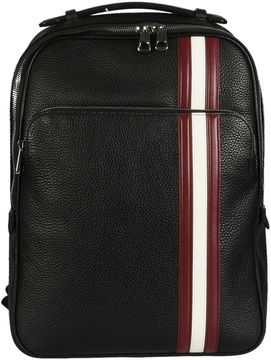Bally Striped Trim Backpack