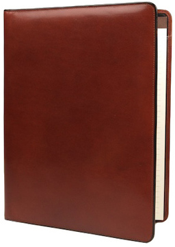 Bosca Old Leather 8 1/2 x 11 Legal Pad Cover