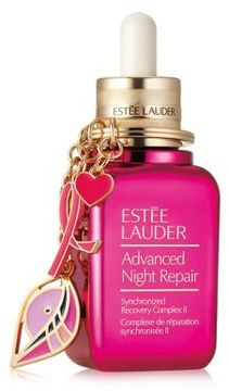 Estee Lauder Advanced Night Repair with Pink Ribbon Keychain Limited Edition/1.69 oz.