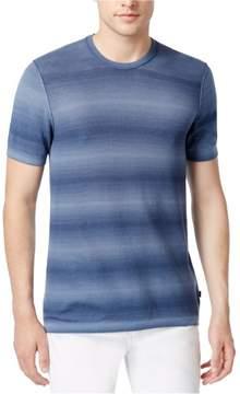 Michael Kors Space Dye Basic T-Shirt Blue M