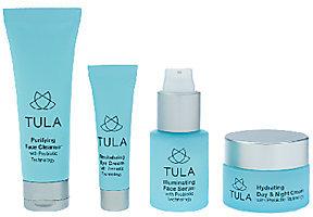 Tula Probiotic Skin Care 4-piece Starter Kit