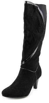 Karen Scott Womens Mailaa Suede Closed Toe Knee High Fashion Boots.