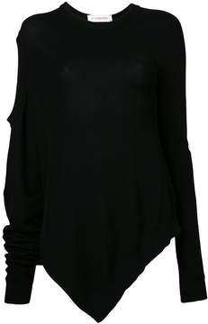 A.F.Vandevorst knitted jumper