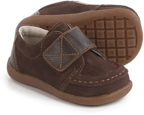 See Kai Run Walter Moc-Toe Shoes - Suede (For Toddlers and Little Boys)
