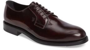 Tod's Men's Plain Toe Derby