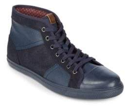 Ben Sherman Mid-Top Sneakers