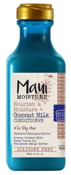 Maui Moisture Nourish & Moisture + Coconut Milk Conditioner for Dry Hair - 13oz