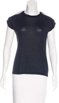 Bally Short Sleeve Crew Neck T-Shirt