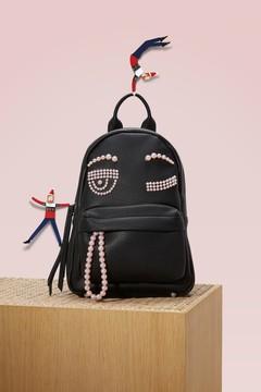Chiara Ferragni Eyes backpack