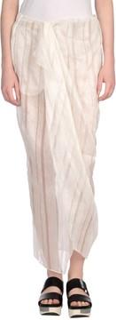 Baja East Long skirts