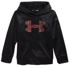 Under Armour Boy's Digital City Logo Pullover Hoodie