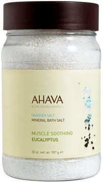Ahava Mineral Bath Salt Eucalyptus, 32 oz