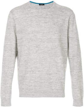 Calvin Klein structured knit jumper