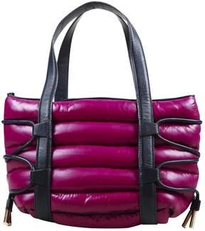 Moncler Purple Synthetic Handbag