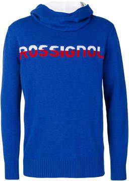 Rossignol reverse hood sweatshirt