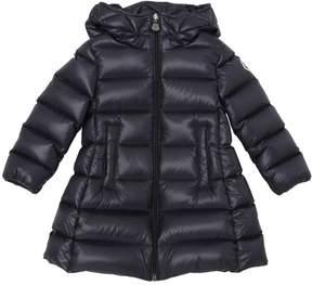 Moncler Suyen Hooded Nylon Down Coat