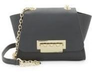 Zac Posen Eartha Mini Leather Crossbody Bag