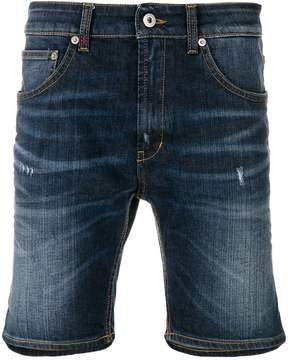 Dondup faded denim shorts