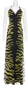 ALICE by Temperley Silk Printed Dress w/ Tags