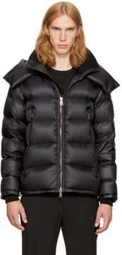 Moncler Black Down Pascal Jacket