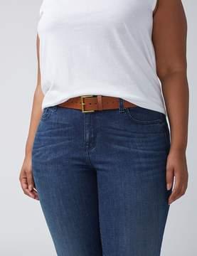 Lane Bryant Perforated Belt