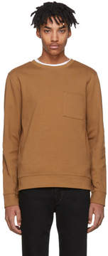 A.P.C. Brown Yogi Sweatshirt
