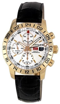 Chopard Mille Miglia Men's Rose Gold GMT Chronograph Watch