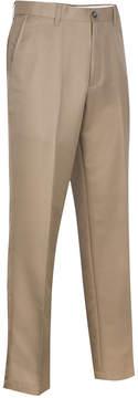 Greg Norman for Tasso Elba Men's 5 Iron Flat Front Golf Pants
