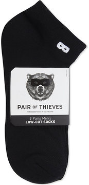 Boy London Low-cut trainer socks